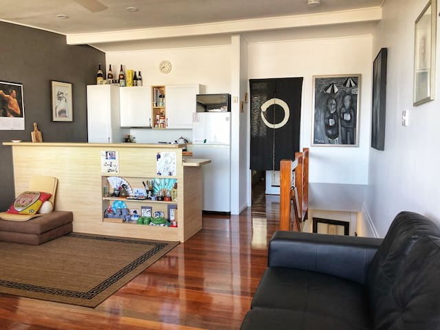 Manly Harbour Village Apartments, relax and enjoy.