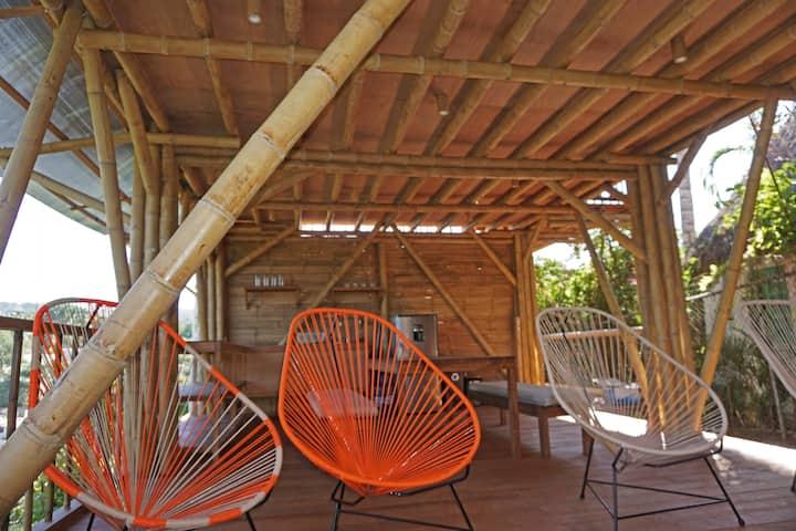 Del Sol Cabin- Villas Copal Blanco