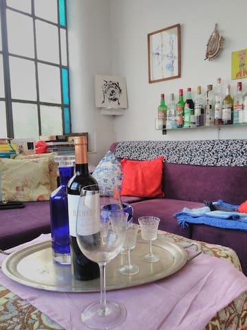 Casa Púrpura - Godoy Cruz