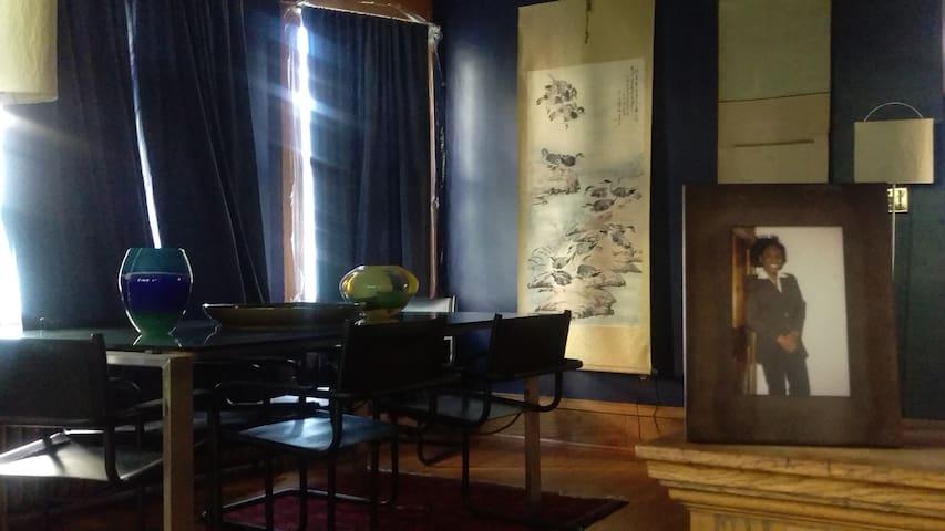 Old World Charm in Premier Historic Neighbirhood