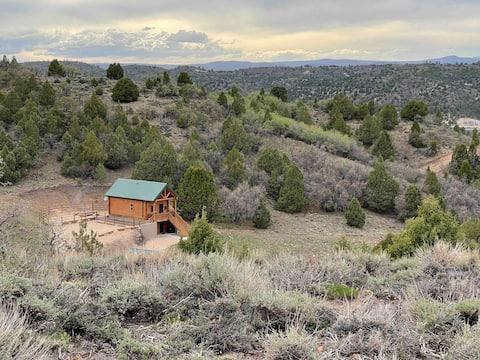 Zion-Bryce Mountain Cabin