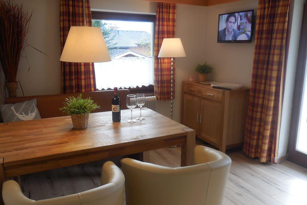 appartement met sauna nabij kaprun chambres d 39 h tes louer piesendorf f rth salzbourg. Black Bedroom Furniture Sets. Home Design Ideas