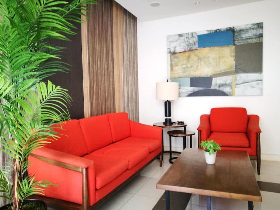 Condo Waiting Area