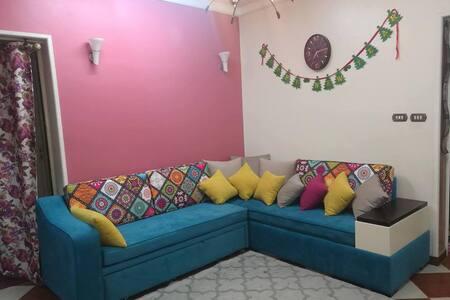 ★ Cozy, Bright Bedroom In Cairo ★