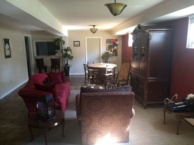 Large Downtown Apartment