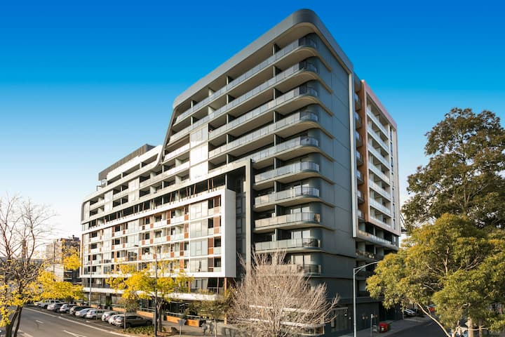 Amazing Studio Apartment South Yarra