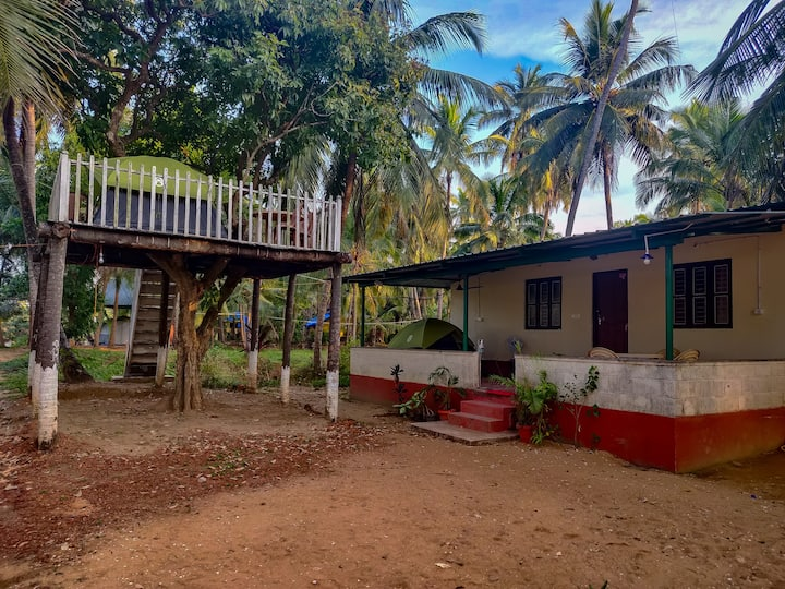 Swarna Dweepam-The Village Island, Homestay, Udupi