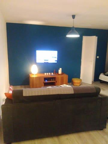 Appartement cosy - Marseillan - Lägenhet