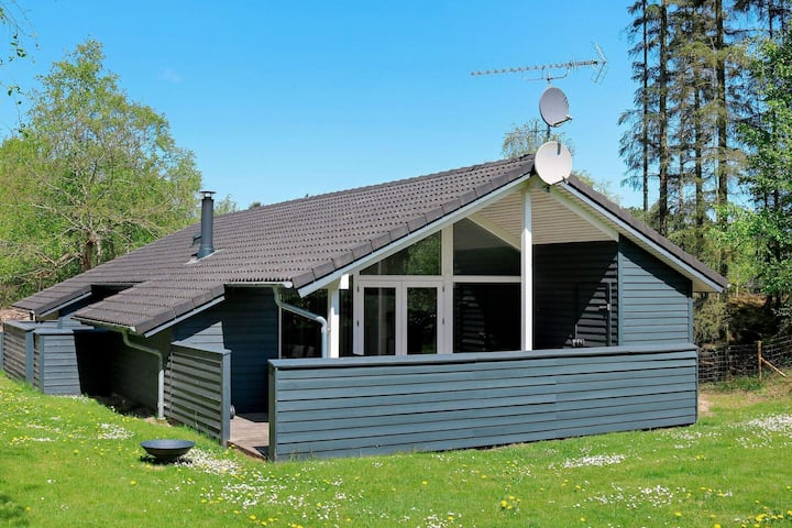 Attractive Holiday Home in Hadsund near Sea