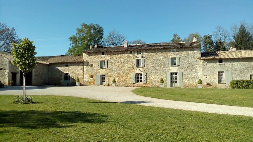 Chambre à la campagne - Aigonnay - ที่พักพร้อมอาหารเช้า