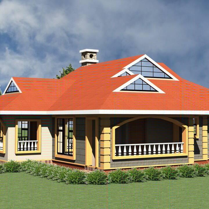 Diani luxurious bungalow