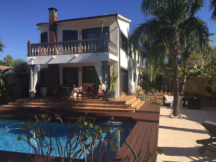 Villa LA PAZ #3 - Ruhe, Wellness & Entspannung