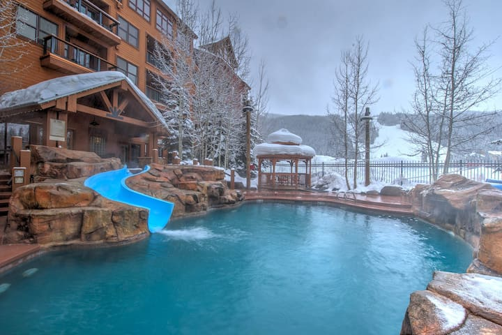 Luxury Inside and Out - Steps to Gondola - Keystone - Condominium