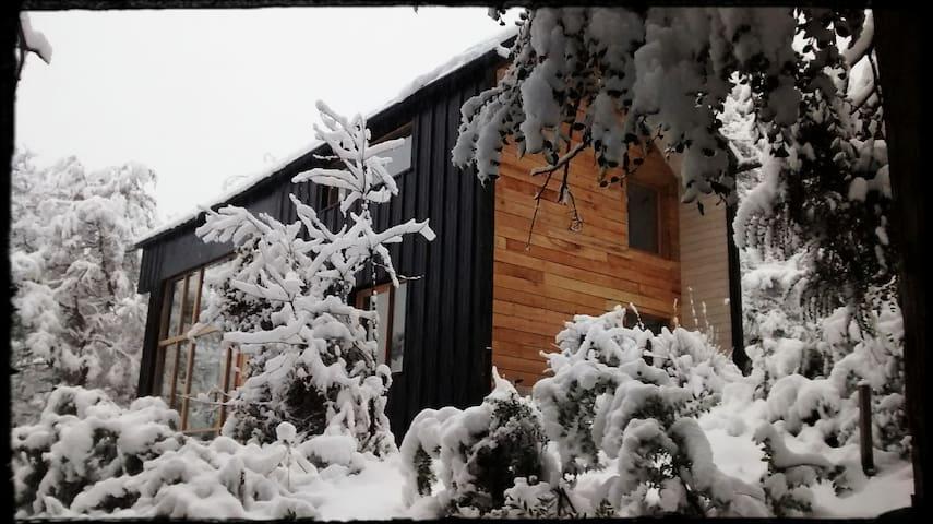 Casa en la montaña con vista al lago - Villa La Angostura - Dom
