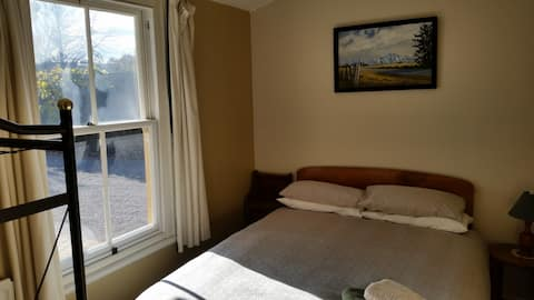 Alpenhorn Chalet - Mt Dobson (double room)