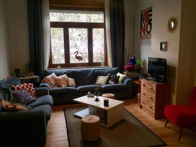 Chambre à louer à Schaerbeek