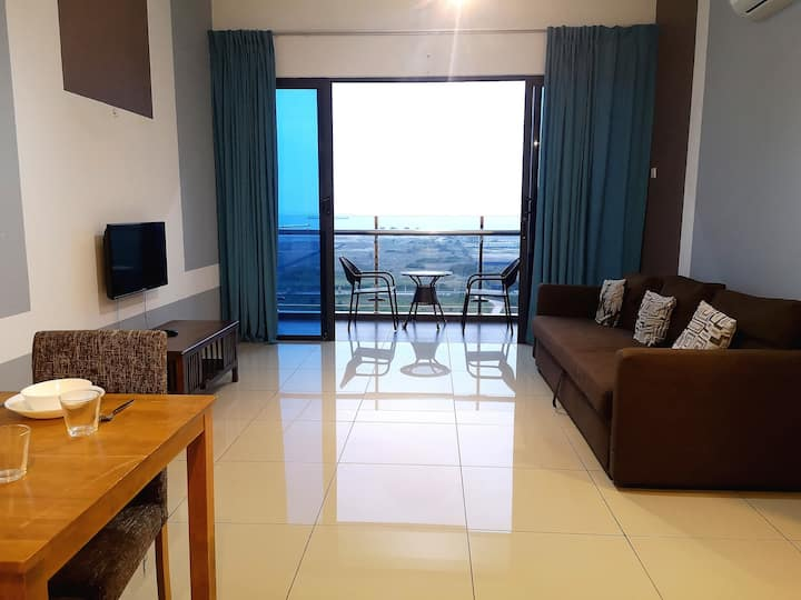 Shiara Homestay-Sea View-5 Mins to Jonker Street