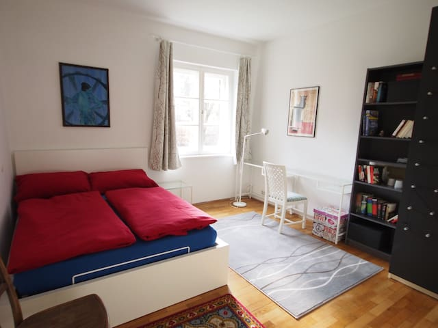 Bright room next to the center - Innsbruck - Appartement