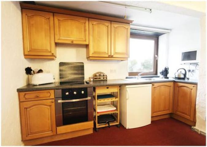 Cosy cottage in Northumberland - Longframlington - Apartment