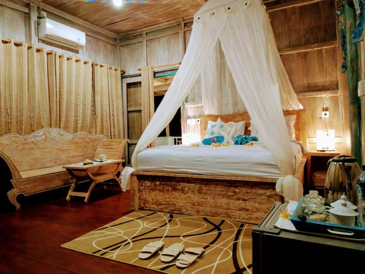 "Golden hill cottage nusa penida villa keluarga ""2"