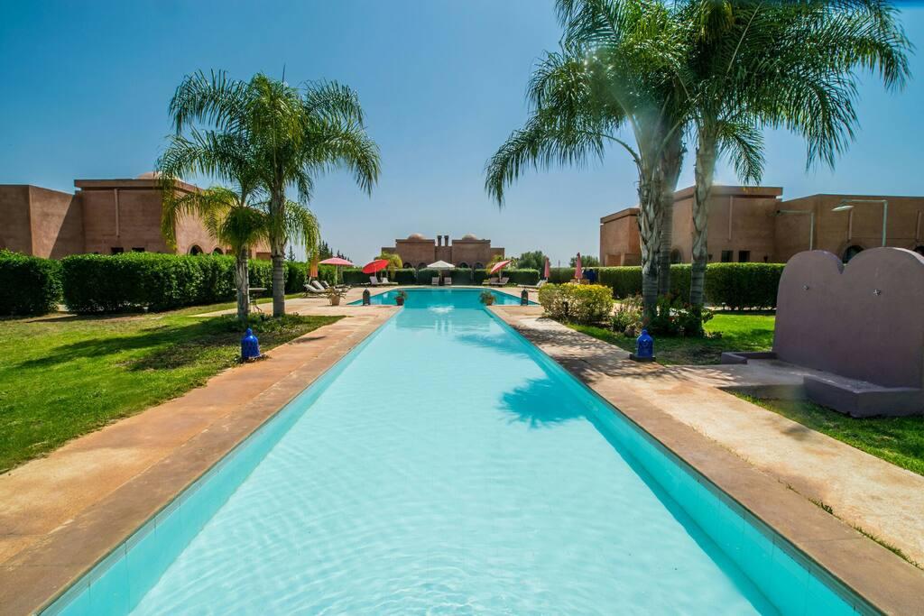 Villas  Louer Pas Cher Marrakech