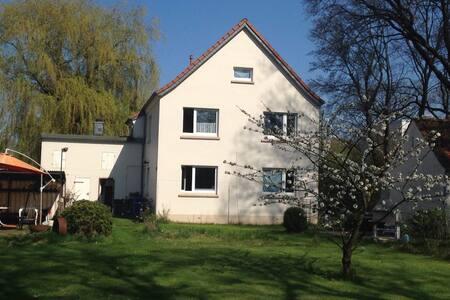 Unterwohnung mit Garten, ruhig gemütlich stadtnah - 奥尔登堡(Oldenburg) - 公寓