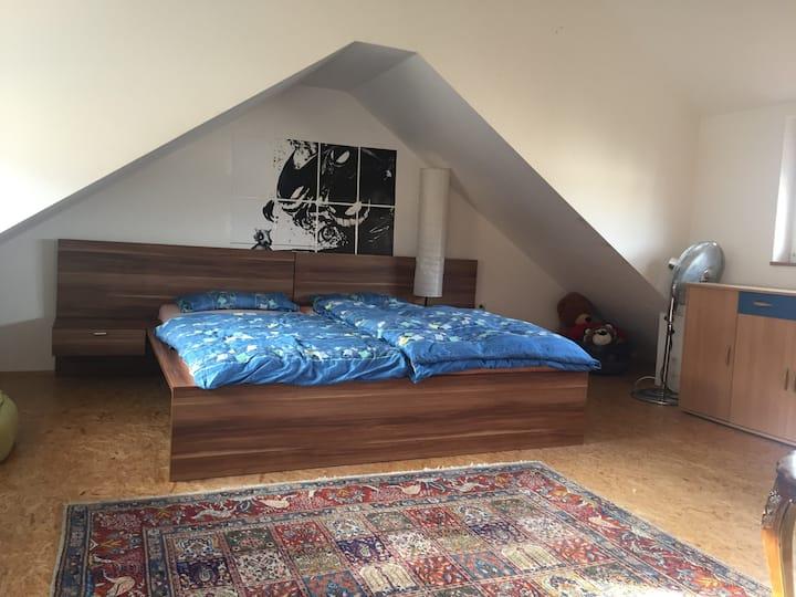 Zimmer mit persönlicher Betreuung