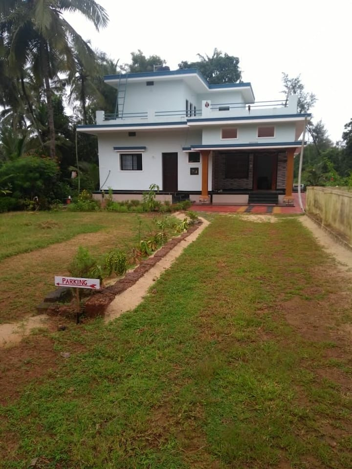 Homestay at Udupi, Kaup, Mangalore - Krishnachand