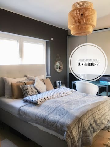 *Cozy&modern room with private bathroom*