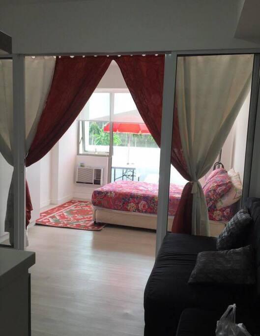 1 bedroom @ 2500