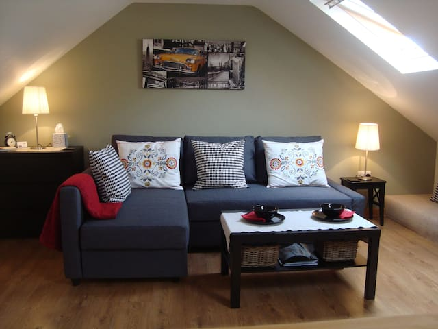 The Cotton Loft, Litton - Litton - Flat