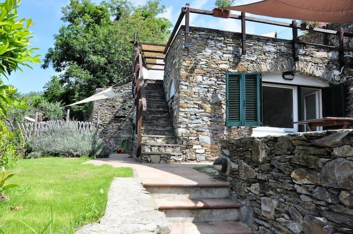Casa indipendente Santa Giulia - Lavagna - Dům