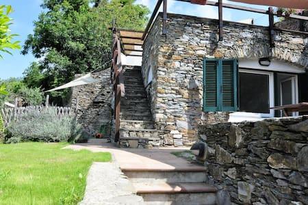 Casa indipendente Santa Giulia - Lavagna - Rumah