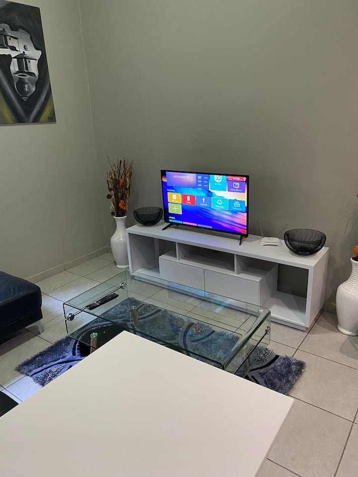 Entire apartment fast internet Rosebank centre
