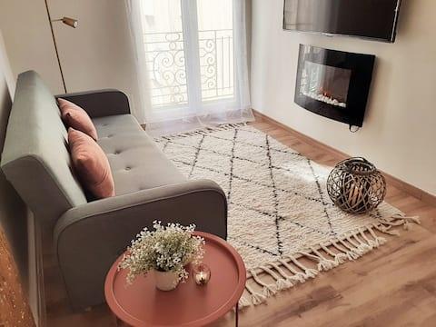 Precioso apartamento en el centro de Santander