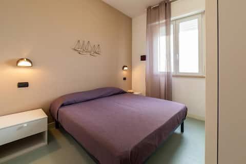 Apartamento en la arena en Rimini