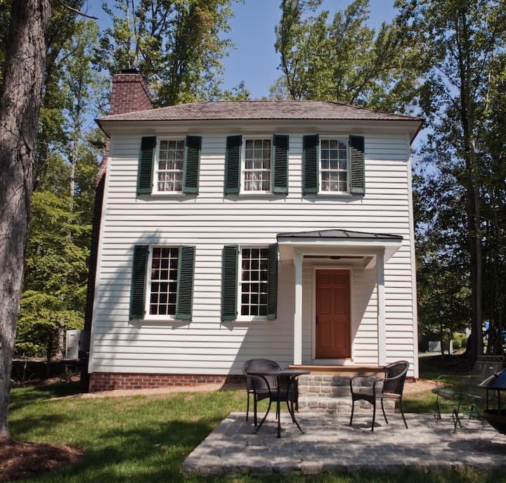The Spy Hill House