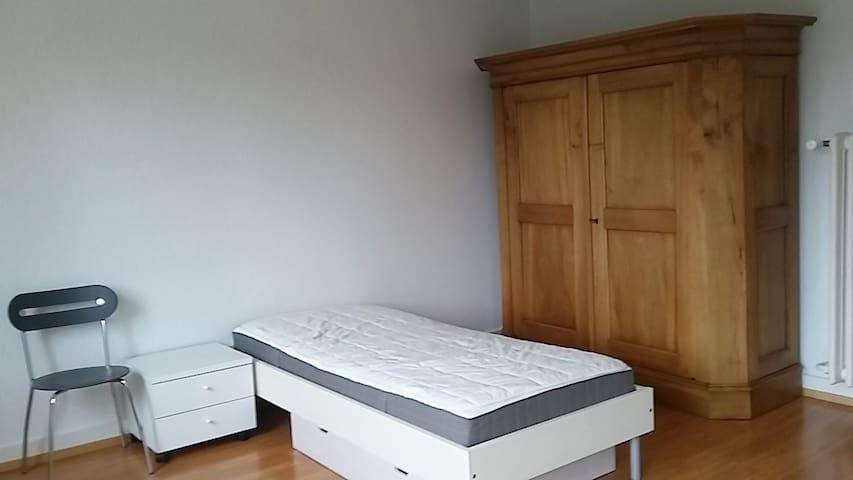 Zimmer 1: Schlaf-/Wohnzimmer