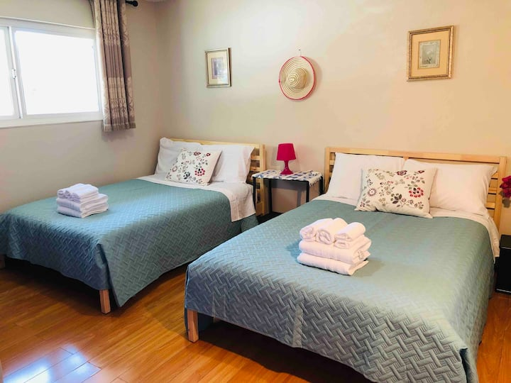 Spacious Private Bedroom in Downtown Fremont