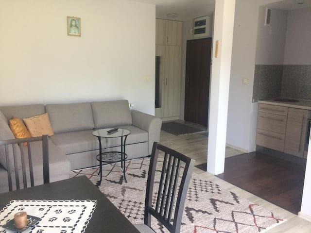 Kraków Apartament Łagiewniki