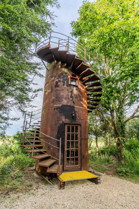 The Tower - unique converted water tower!
