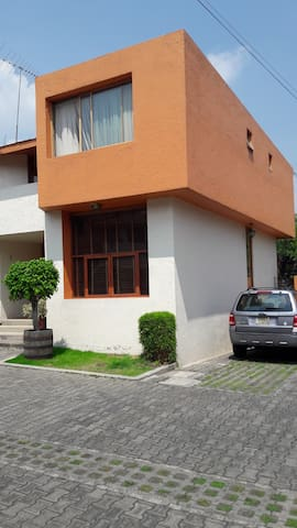 Magnífico cuarto cerca UNIVERSIDADES Y HOSPITALES - Ciudad de México - Rumah