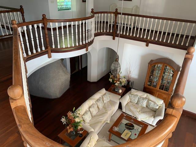 Obývačka 1