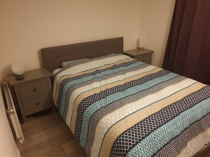 King master bed close to ERI (women&couples)