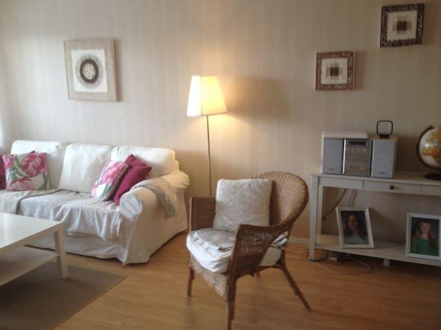 Central apartment in peaceful area - Västerås - Apartmen
