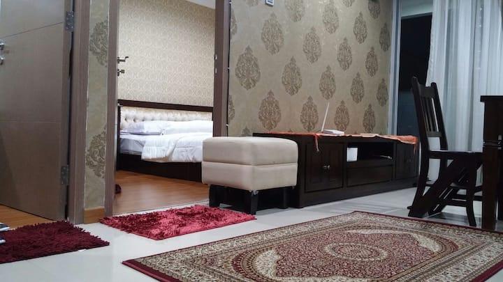 Hestri's apartment, 10min Gambir, Monas, KotaTua