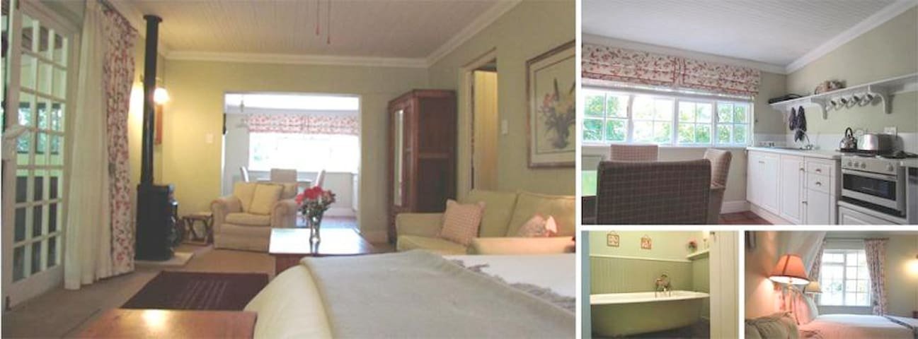 CAMELLIA suite at High Hopes Guesthouse