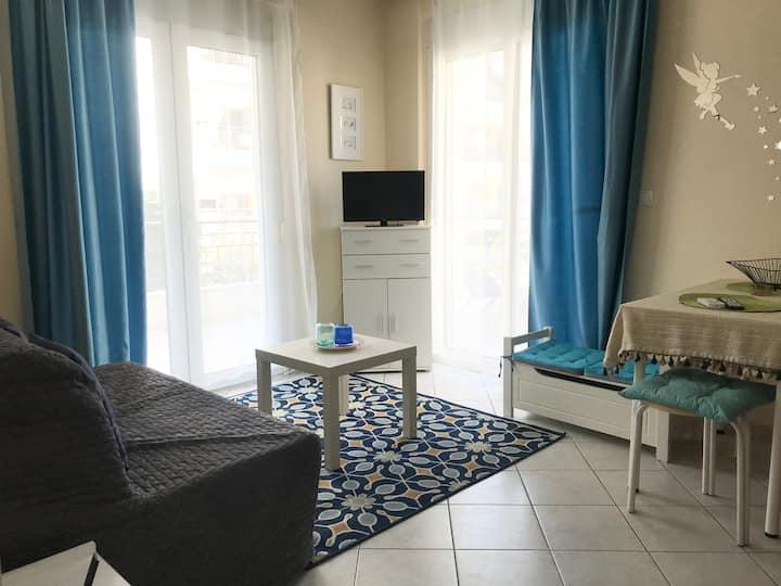 Peaceful apartment in Serres