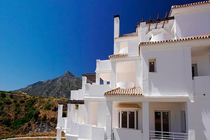 Luxury Apartment 6 Rooms in Marbella 9/1.2+1.3 - Marbella - Apartment