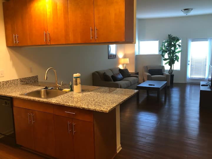 1 Bedroom Executive Furnished Apt Midland 12 mnths